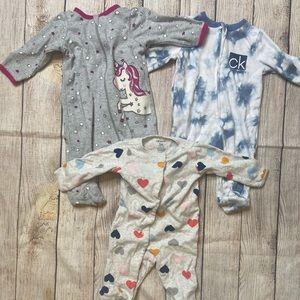 Baby Girl Sleepwear